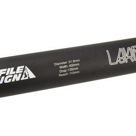 Profile Design Largo Drop Bar black